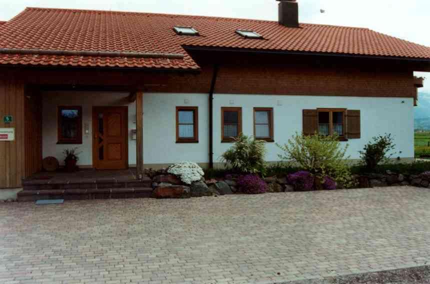 Ferienwohnung Ferienwohnung Haus Miller, Haus