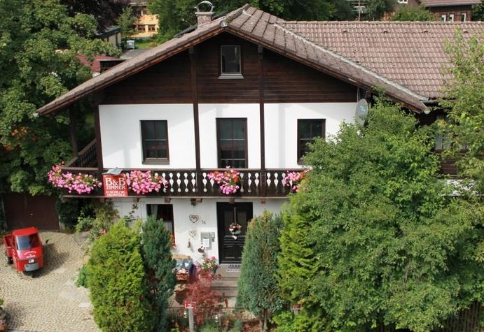 Ferienwohnung Gästehaus Schöberl Füssen - Anbieter Schöberl