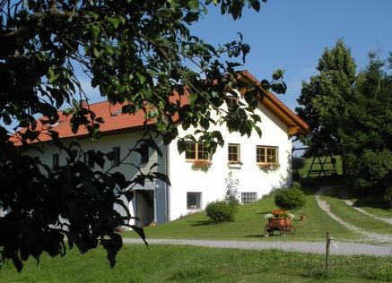 Ferienwohnung Erlebnishof Irgmeier Untergriesbach - Anbieter Irgmeier