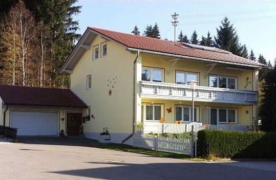 Ferienwohnung Waldesruh Frauenau - Anbieter Hentschel