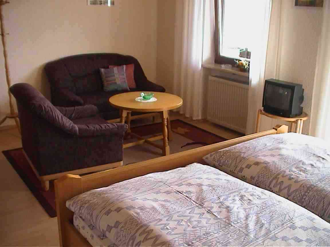 Pension Gästehaus Haller, Zimmer