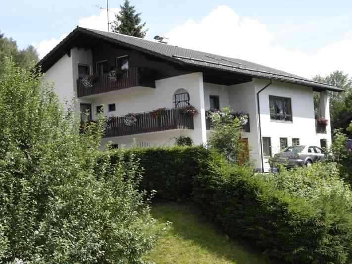 Pension Gästehaus Haller, Haus