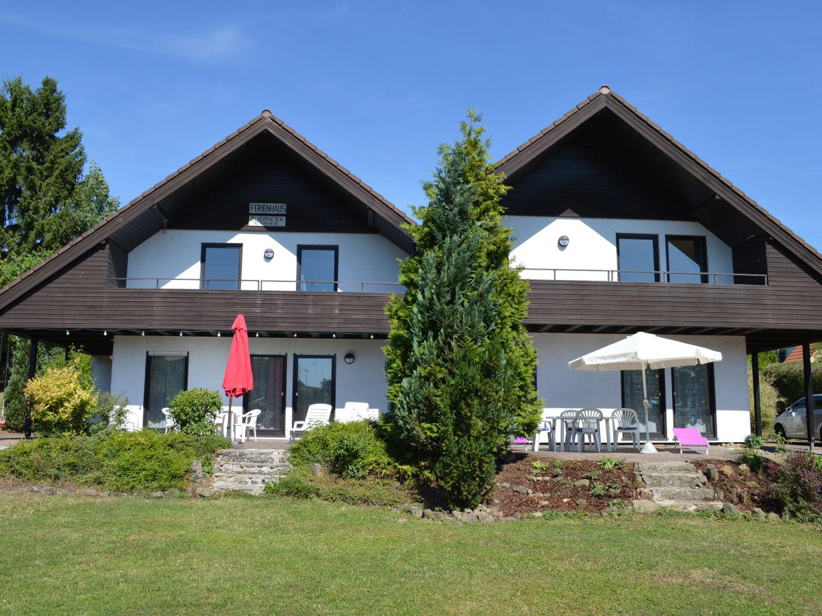Ferienhaus Hoch-Rhön Roth in der Rhön - Anbieter Lauterbach