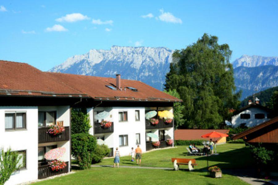 Ferienwohnung Ferienanlage  Oberaudorf - Anbieter Binder