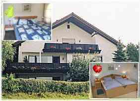 Ferienwohnung Höcht im Grünen/Steinwald, Haus