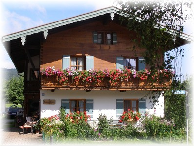 Ferienwohnung Moarhof Inzell - Anbieter Flatscher