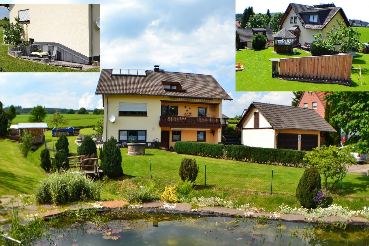 Ferienwohnung Haus Trapp Hilders Eckweisbach - Von Guttenberg Str. 24 36115 Hilders Eckweisbach - Anbieter Trapp