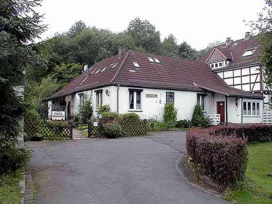 Ferienwohnung Gästehaus am Habichtswald Kassel - Anbieter Fröhlich,