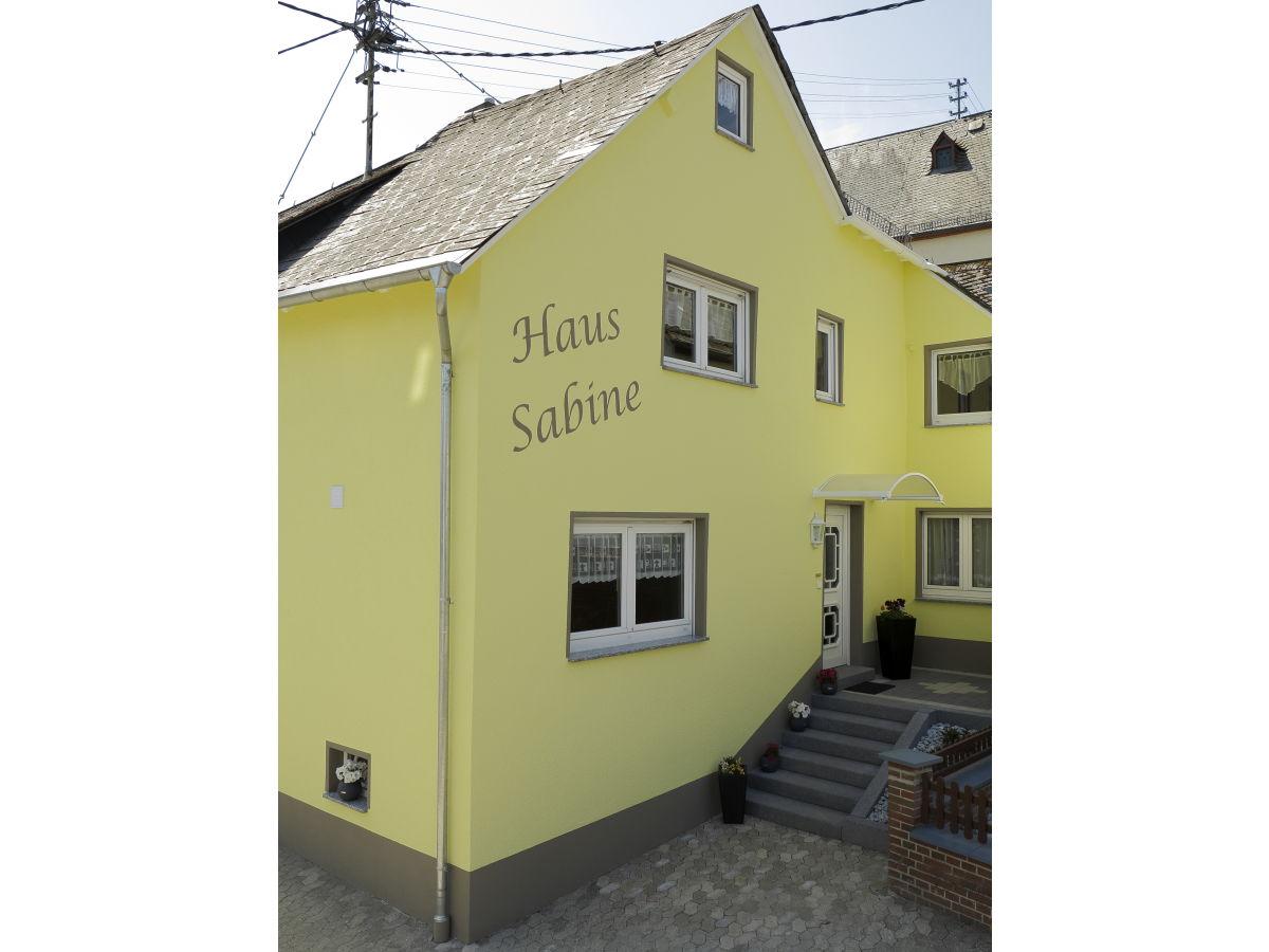 Ferienhaus Sabine Lorch am Rhein - Anbieter Schuld,