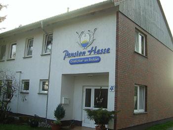 Pension Pension Hesse, Haus