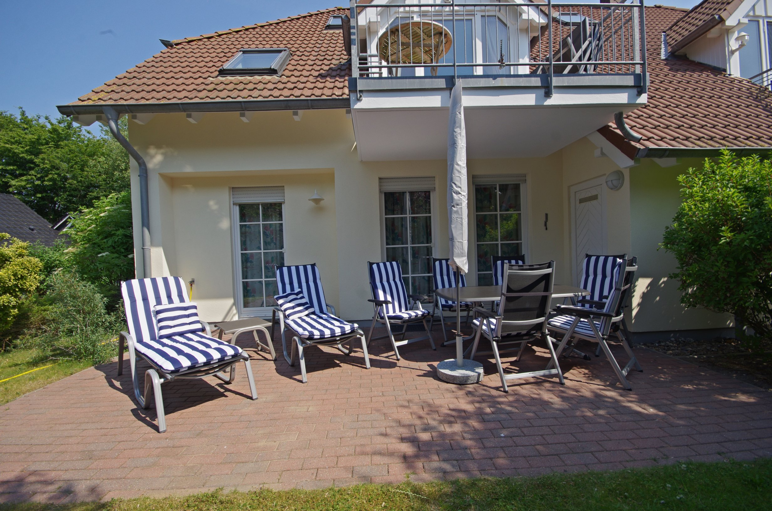 Ferienwohnung Strandoase No.1 *** Wustrow - An der Seenotstation 18 Wustrow - Anbieter Hentschel