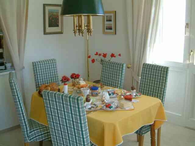 Ferienwohnung Villa Caprivi, Zimmer