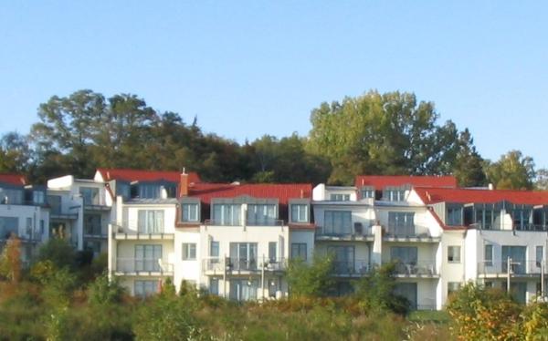 Ferienwohnung Residenz Bellevue Zinnowitz - Anbieter Krause