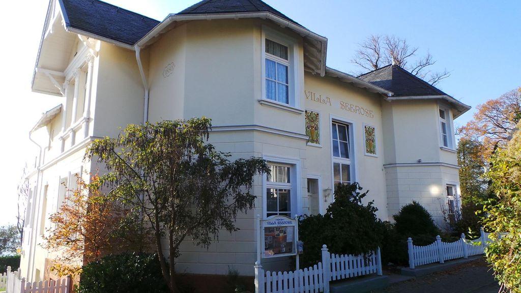 Appartement Appartement Villa Seerose, Haus