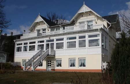 Appartement Villa Seerose