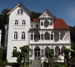 Ferienwohnung Haus Eintracht Sellin - Anbieter Gottschalk