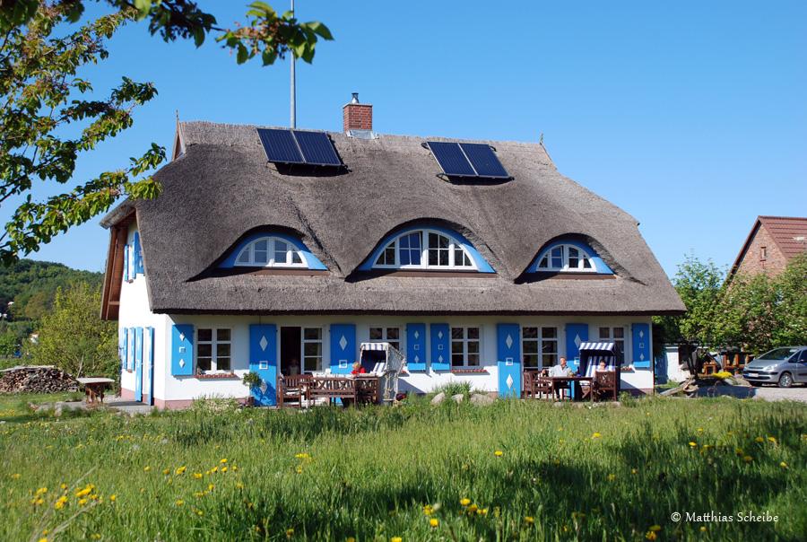 Ferienwohnung FeWo und Ferienhaus Haus Sonnenwinkel Sellin - Altensien 7B 18586 Sellin - Anbieter Scheibe