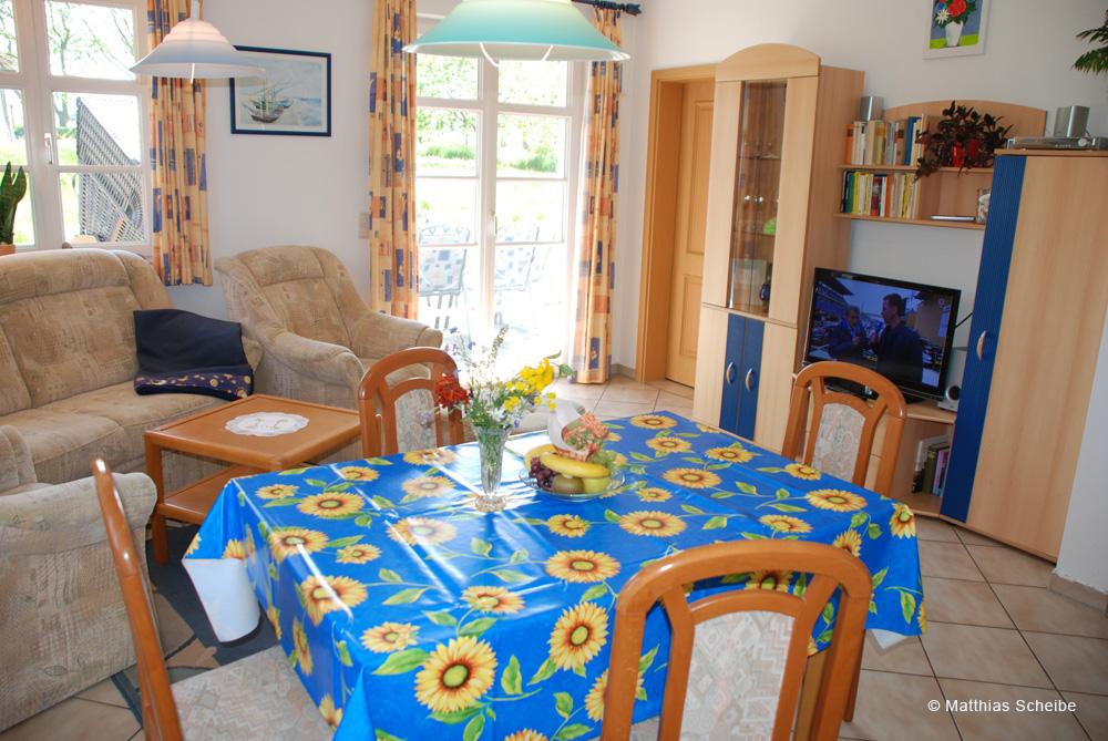 Ferienwohnung FeWo und Ferienhaus Haus Sonnenwinkel, Zimmer