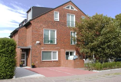 Ferienwohnung Villa Wicking Borkum - Emsstraße 9 26757 Borkum - Anbieter Burhoff
