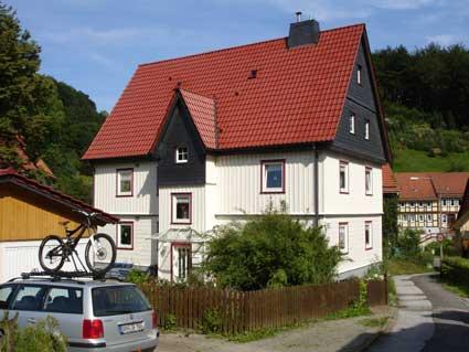 Ferienwohnung Froehlich-Harz Bad Grund - Höbichweg 25 Bad Grund - Anbieter Fröhlich