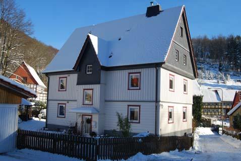 Ferienwohnung Froehlich-Harz, Haus
