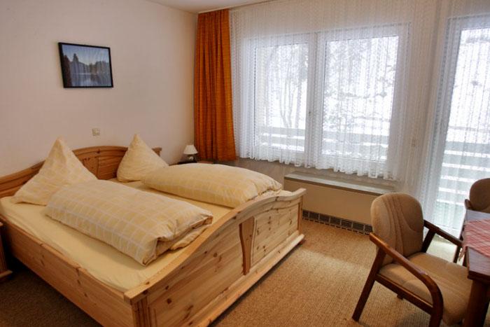Ferienhaus Pension am Kunzenbach, Zimmer