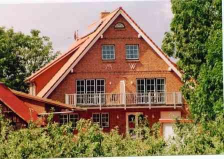 Ferienwohnung Obsthof Schroeder , Haus
