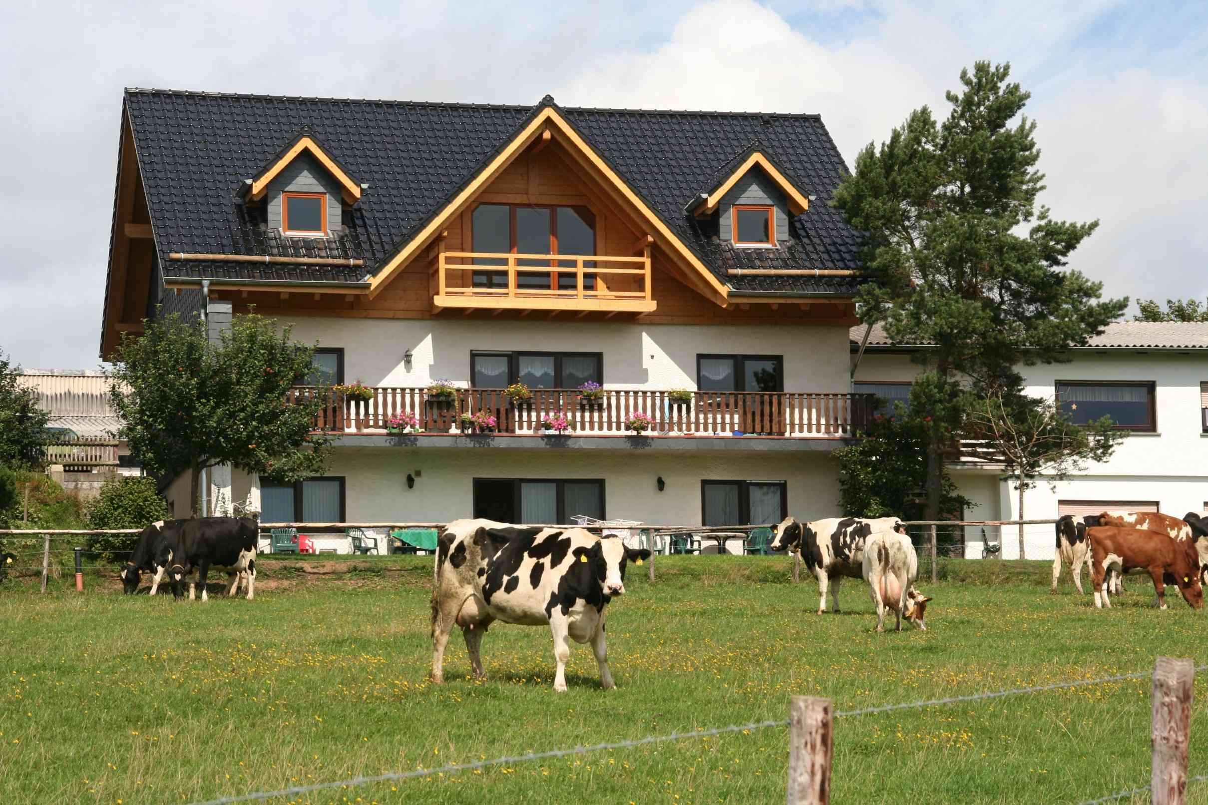 Ferienwohnung Heidehof Hermeling Blankenheim Freilingen - Anbieter Hermeling