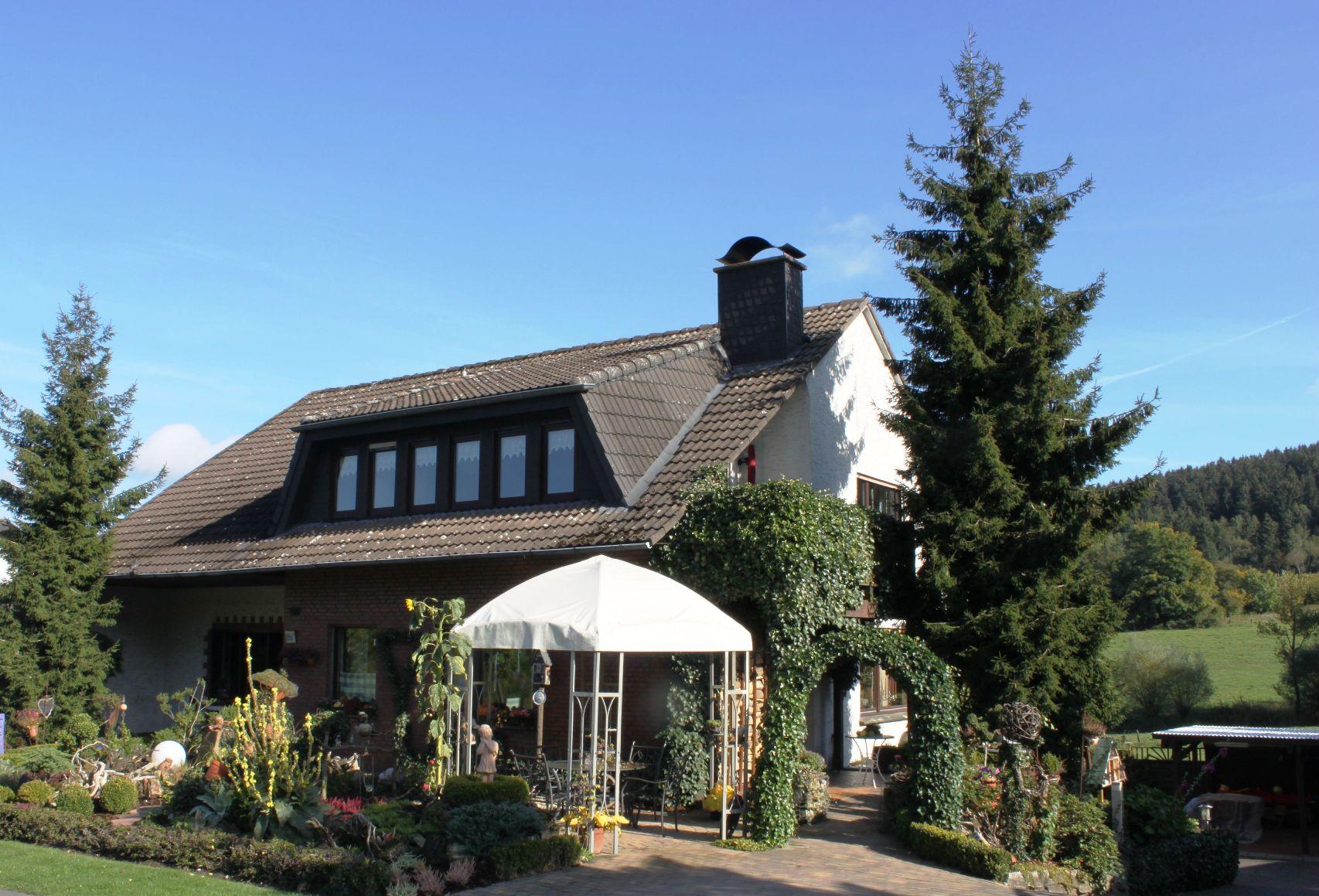 Ferienwohnung Haus Heidegarten Horn Bad Meinberg - Anbieter Schäfers