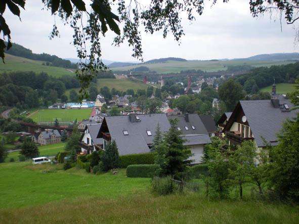 Ferienwohnung Markersbach
