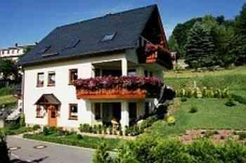 Ferienwohnung Ferienwohnung Familie Edelmann, Haus