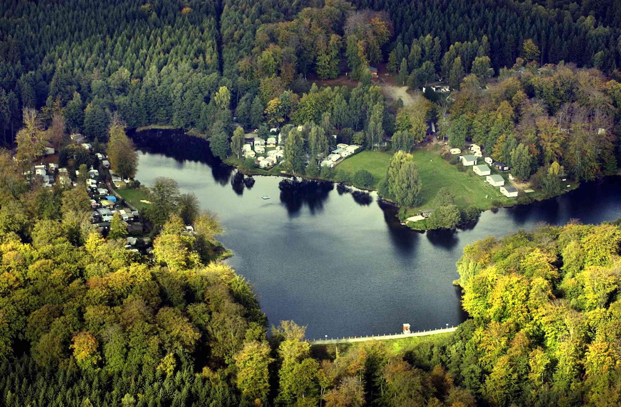 Ferienhäuser Harz Camp Bremer Teich Gernrode - Anbieter Harz-Camp Bremer Teich GmbH - Ferienwohnung Nr. 3141702