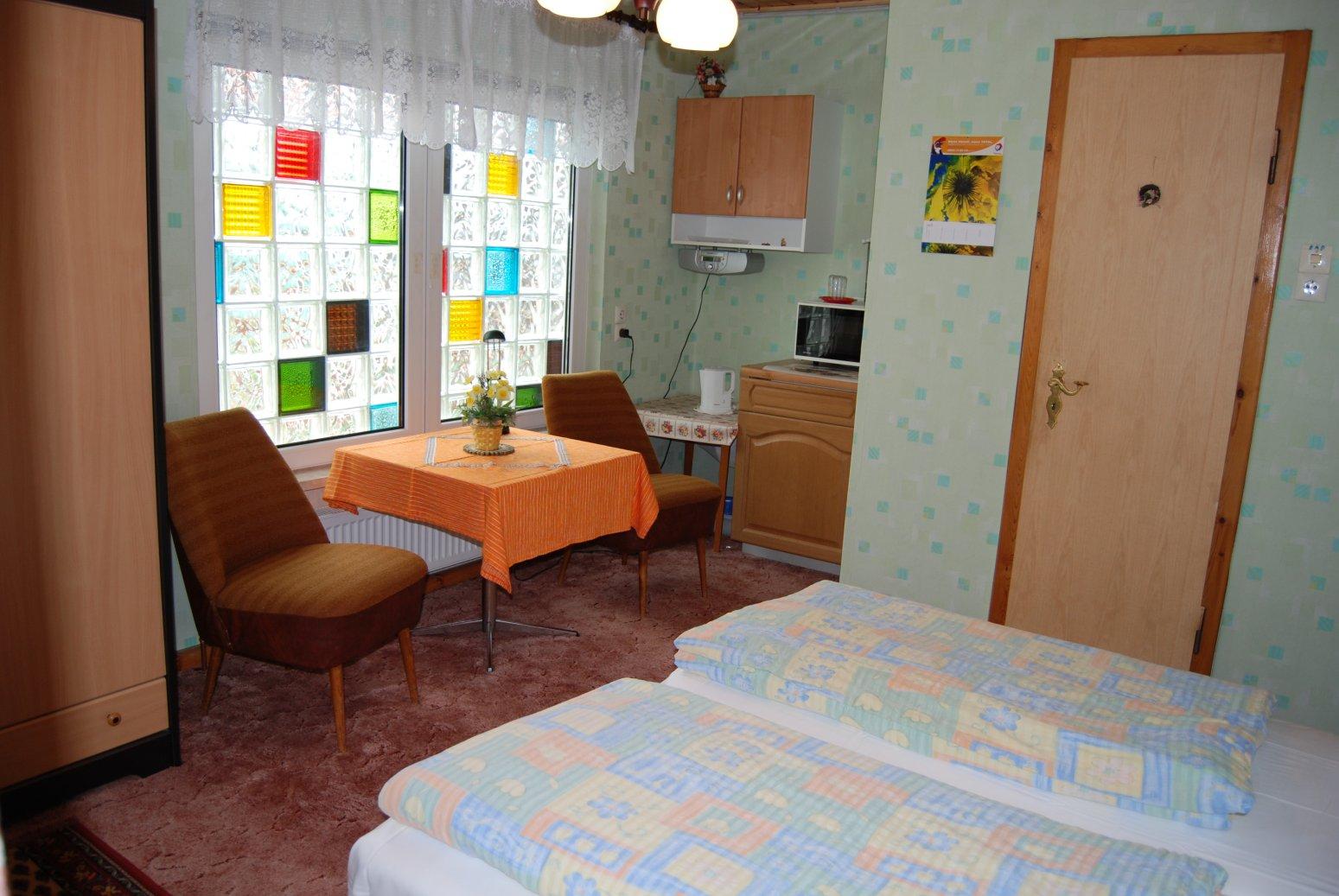 Ferienwohnung Brunners Ferienhaus, Zimmer