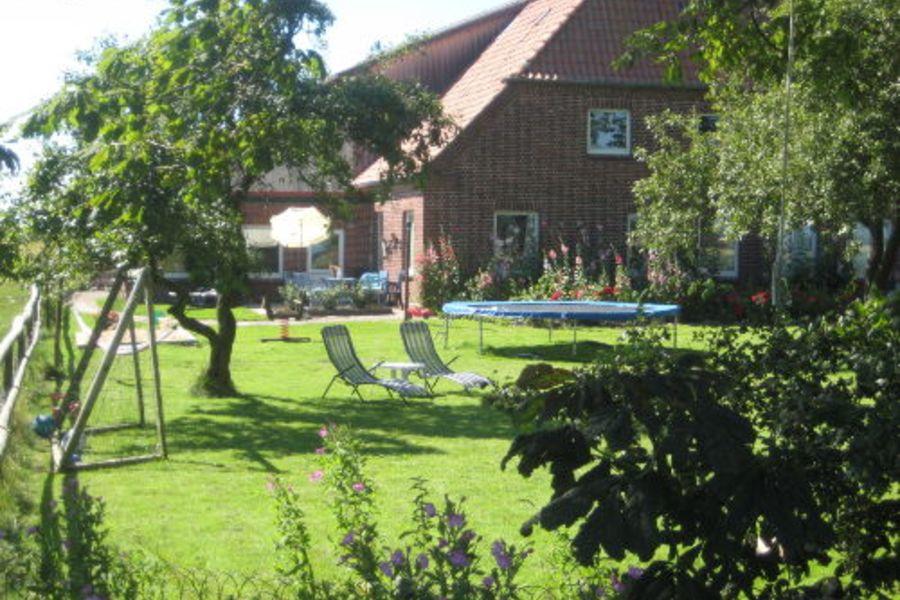 Ferienwohnung Landhaus Christianskoog Nordermeldorf - Anbieter Hochfeld