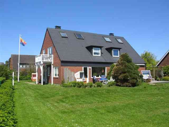 Ferienwohnung Haus Carstens Tinnum auf Sylt - Anbieter Carstens