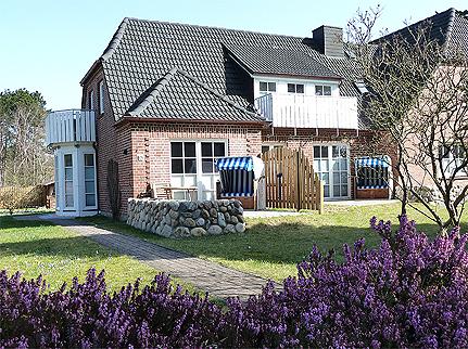 Ferienwohnung Haus Waltraud Norddorf Amrum - Hiaswai 6 24594 Norddorf Amrum - Anbieter Wolff