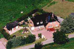 Ferienwohnung nordsee-fewos Obj. 001- Friesland Wohnungen, Haus