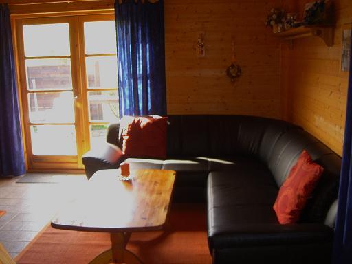 Ferienhaus Ferien im Blockhaus an der Nordsee, Zimmer