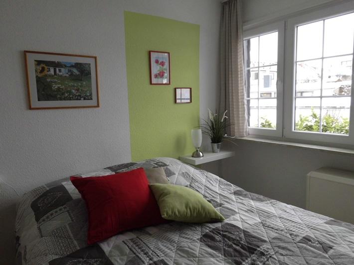 Ferienwohnung Haus Gallileo - Wohnung steuerbord, Haus