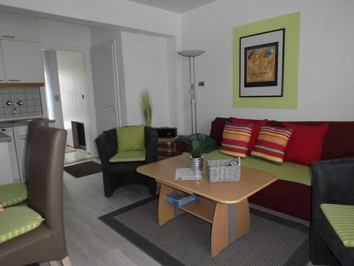 Ferienwohnung Haus Gallileo - Wohnung steuerbord Laboe - Börn 3 24235 Laboe - Anbieter Gallasch
