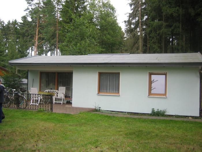 Ferienhaus Bungalow am See Schleiz - Anbieter Oder