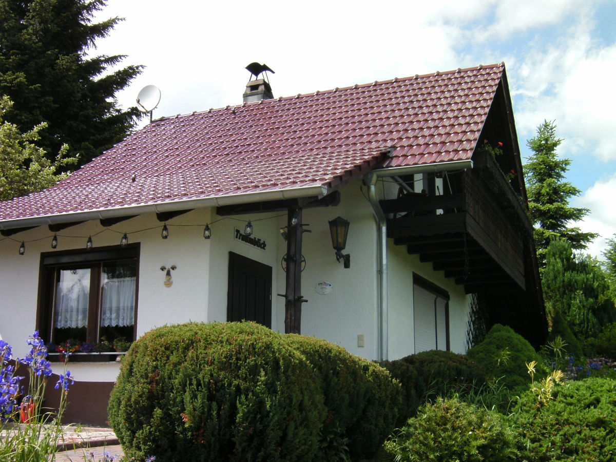 Ferienhaus Traumblick Viernau - Anbieter Arnold, Helga