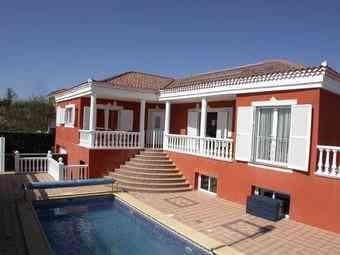Ferienhaus Villa Papillon - Ferienwohnung in der Region Teneriffa