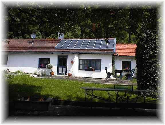 Ferienhaus Ferienhaus Natur, Haus