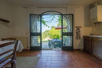 Ferienwohnung La Fornace, Zimmer