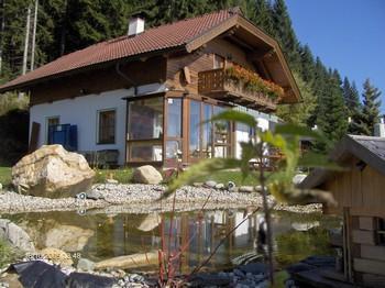 Ferienhaus Almhütte Diex - Diex 9103 Diex - Anbieter Aichwalder MICHAEL