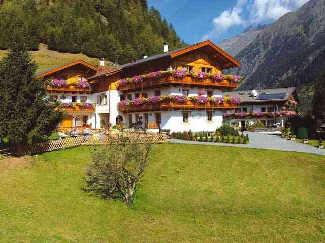 Ferienwohnung Residence-Rainer, Haus