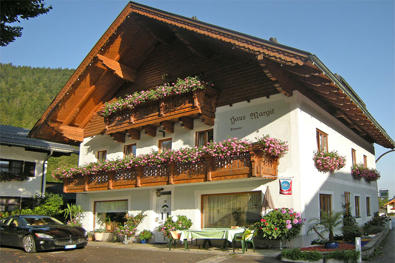 Pension Ferienhaus  Hintersee - Hintersee 28 5324 Hintersee - Anbieter Margit Wallmann