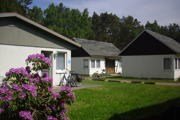 Ferienwohnung Feriencamp  Trassenheide - Försterei 2 17449 Trassenheide - Anbieter Hertel