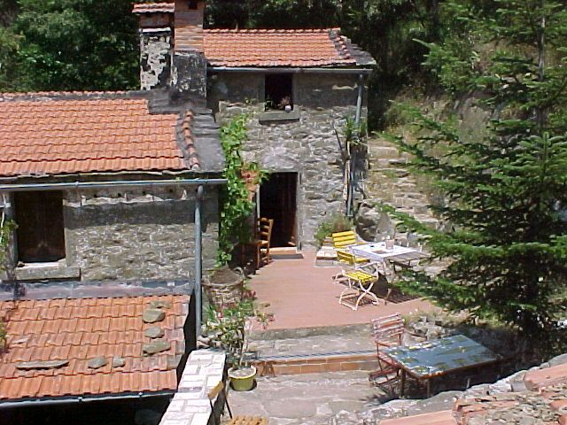 Ferienwohnung Casa Valentina Cortona - 52044 Cortona - Anbieter Winfried Salberg